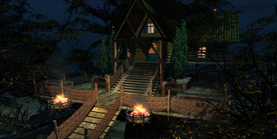 The Brightblade Cottage